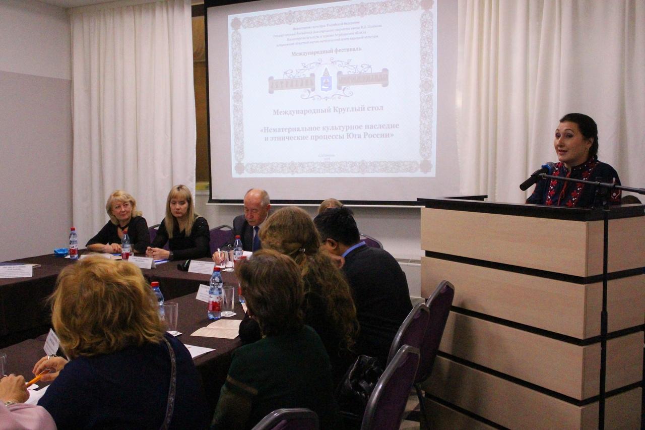 В Астрахани прошли мероприятия в рамках фестиваля  «Астрахань многонациональная»
