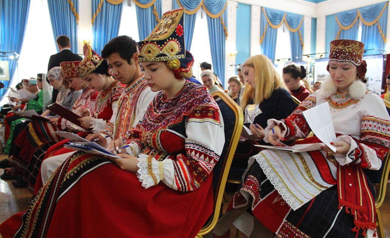 Сотрудники Астраханского центра народной культуры  приняли участие в акции «Большой этнографический диктант»