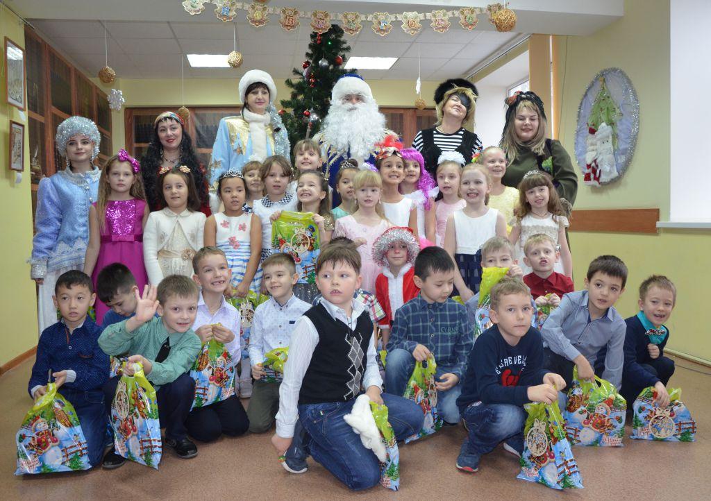 «В гостях у Деда Мороза» – проект в действии