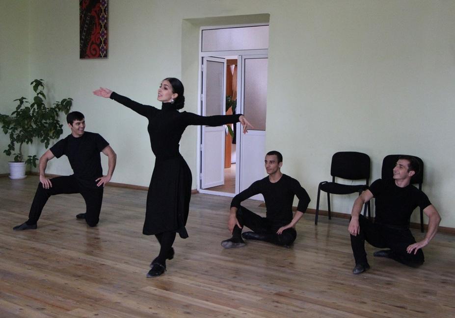 В Астрахани состоится мастер-класс по народному танцу