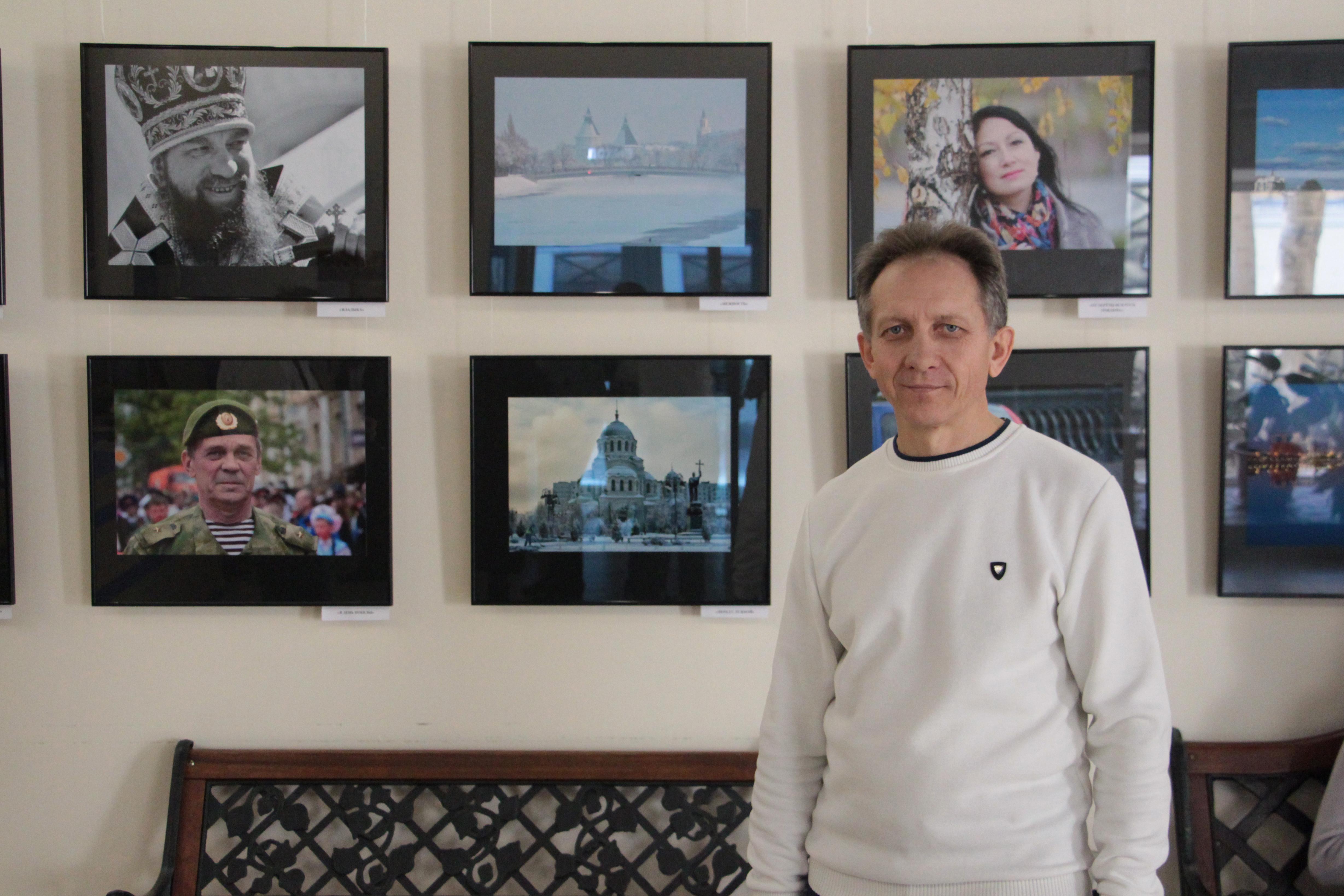 Фотовыставка Виктора Статьина