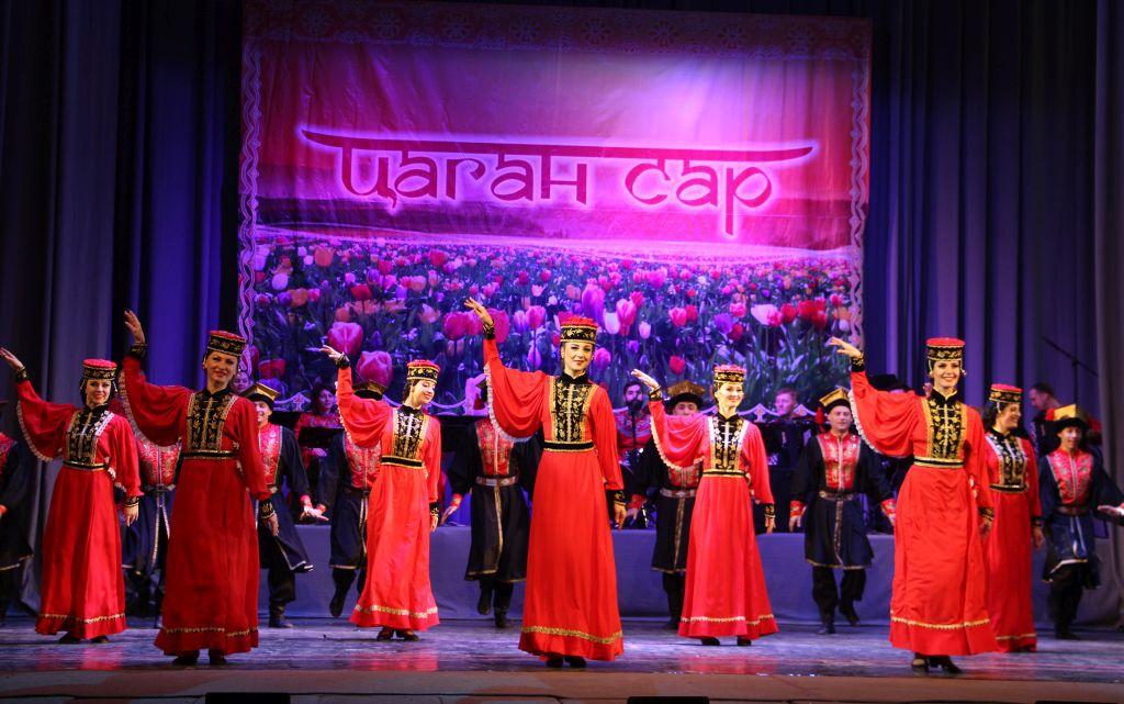 В Астрахани отметили калмыцкий народный праздник Цаган Сар