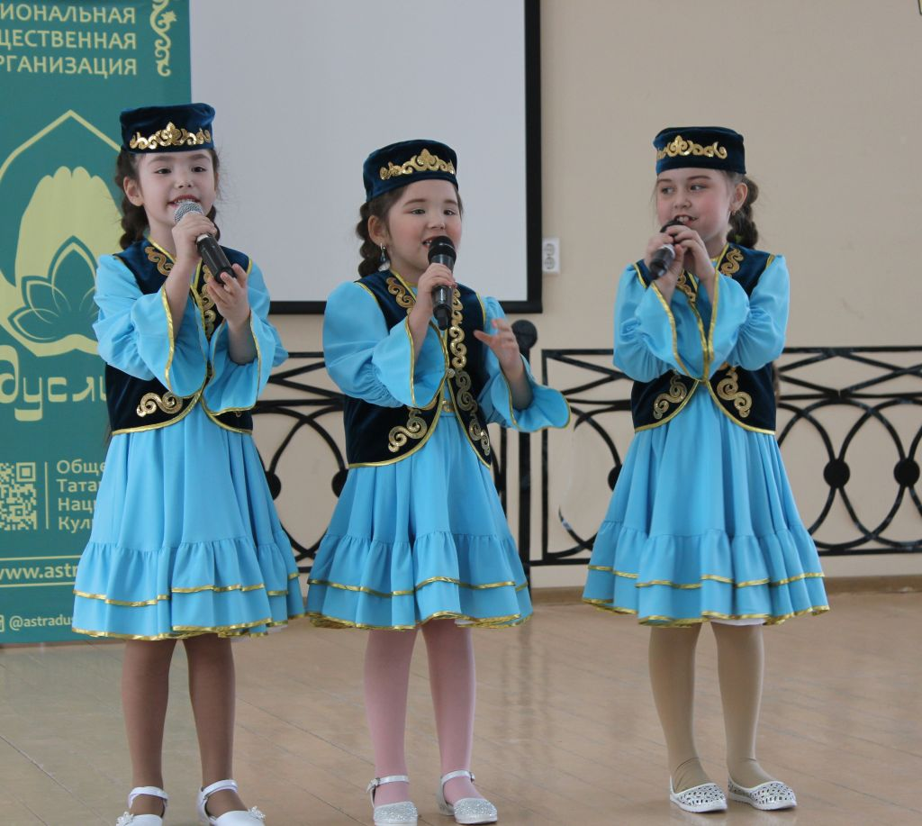 В Астрахани завершился конкурс «Татар монары»