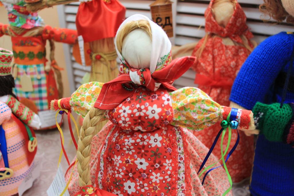 В Доме ремесел открывается выставка «Сударыня масленица»