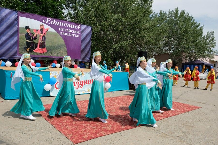 День ногайской культуры в с. Джанай