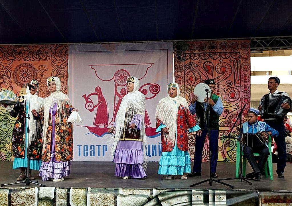 Астраханцы приняли участие в международном фестивале  «Театр традиций»