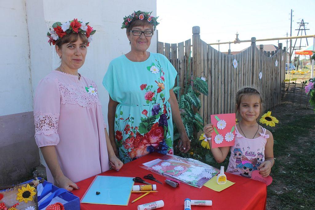 В Красноярском районе отметили День семьи, любви и верности
