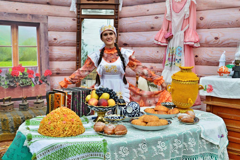 В Астрахани завершился фестиваль «Этноярмарка. Южный базар»