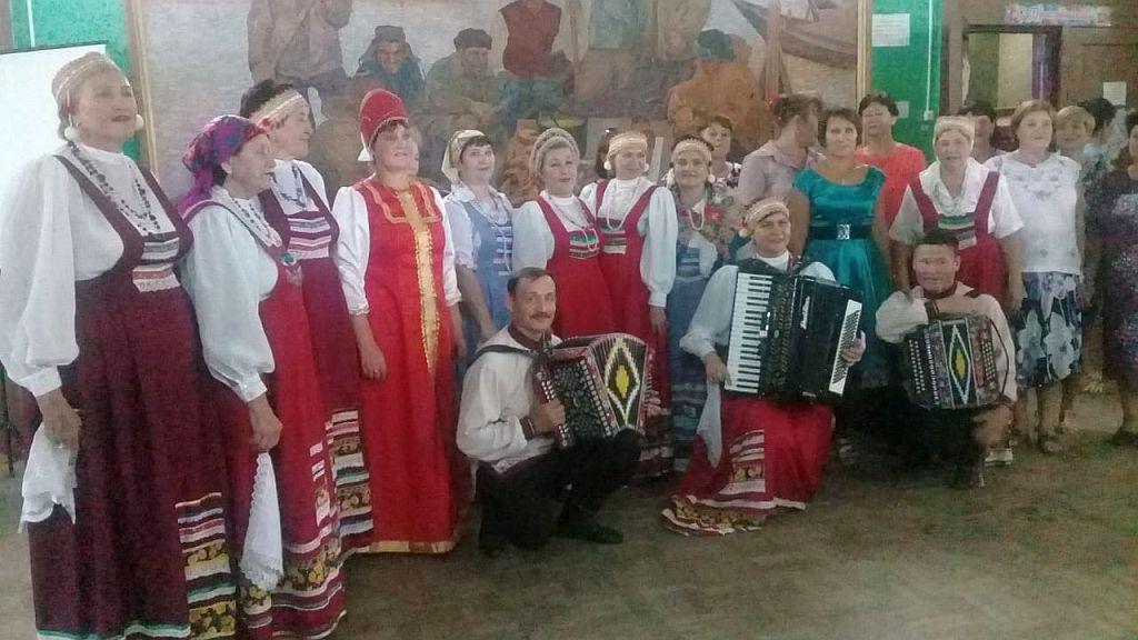 Володарский район принимал коллектив из Чувашии