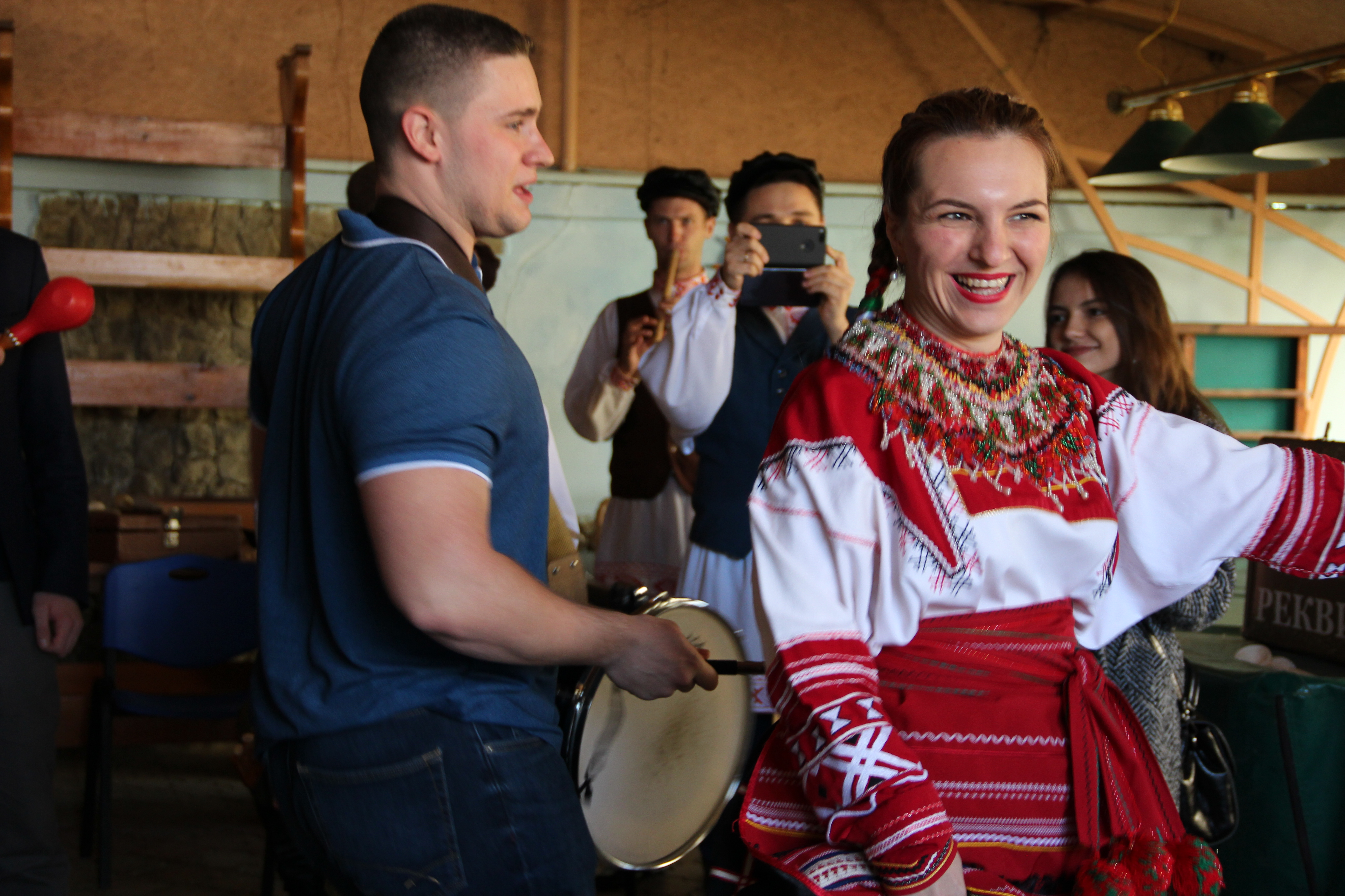 В Крыму прошел молодежный форум «Мост идентичности» с участием астраханцев