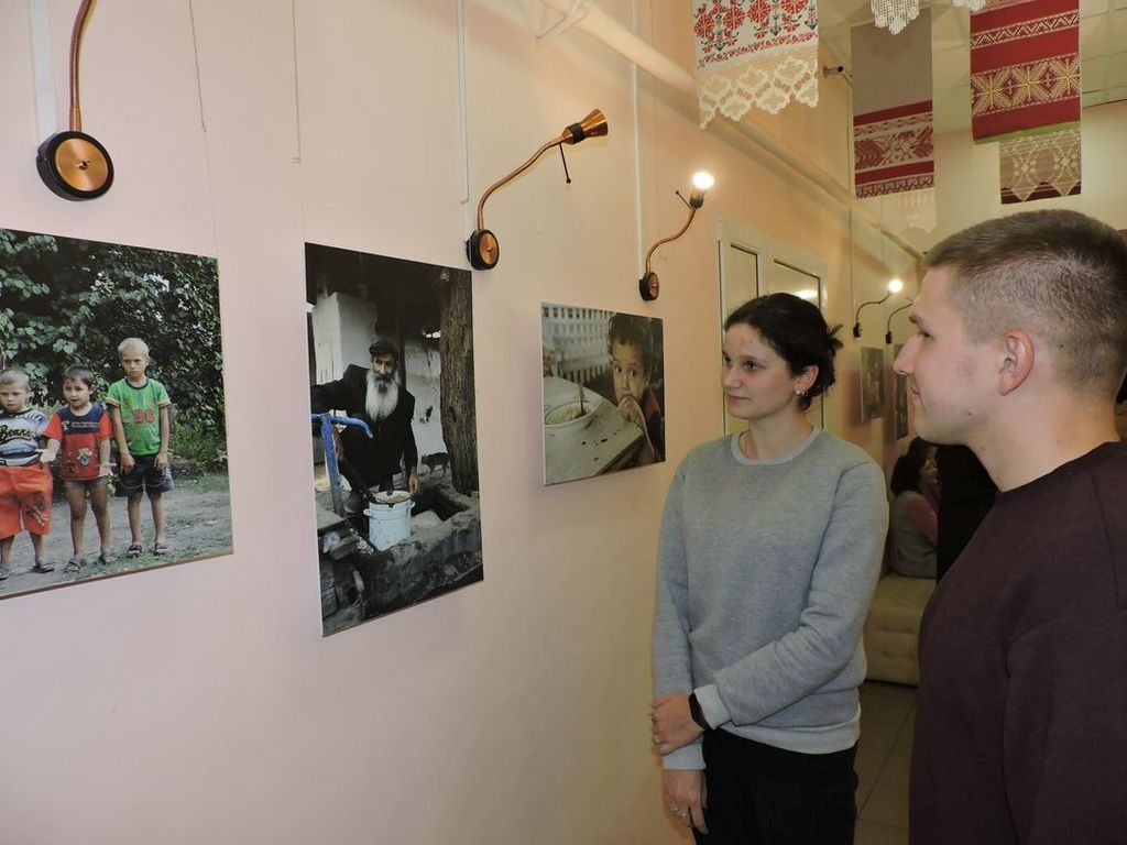 Выставка астраханского фотографа открылась в Туле