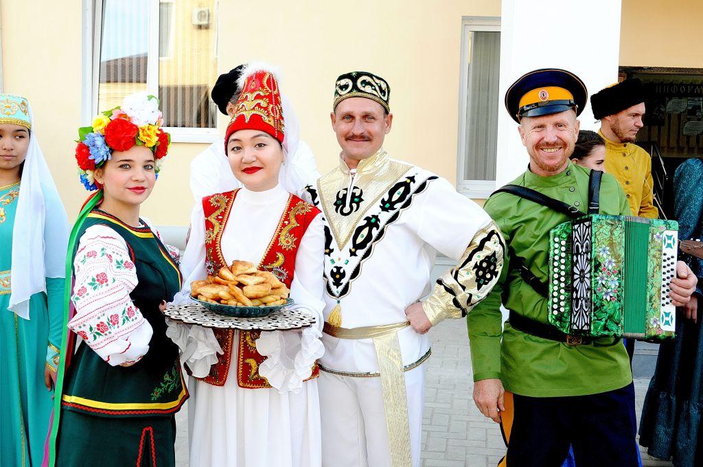 В Астрахани презентовали Дом дружбы