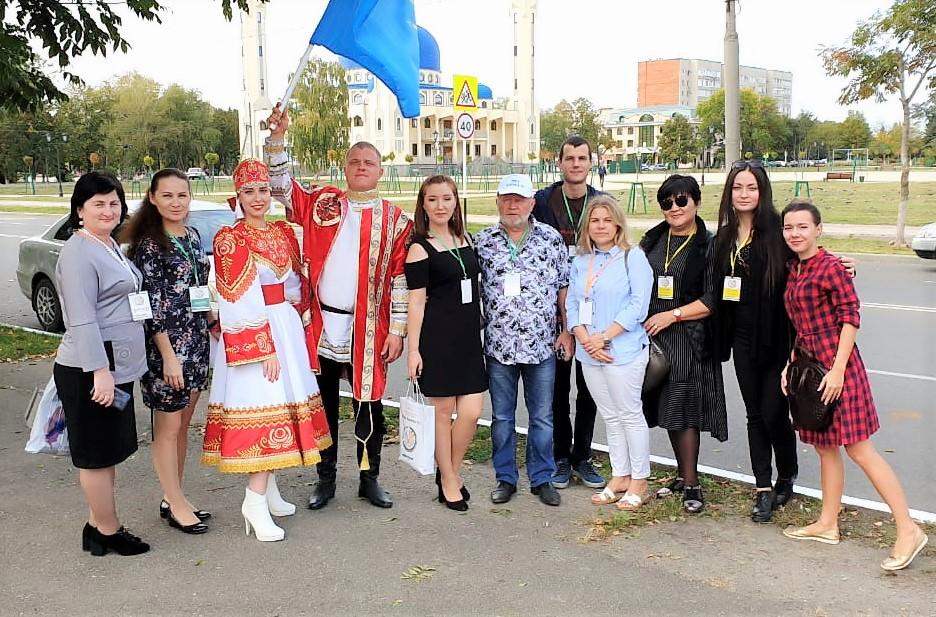 Специалисты областного Центра народной культуры приняли участие в фестивале Мир Кавказу