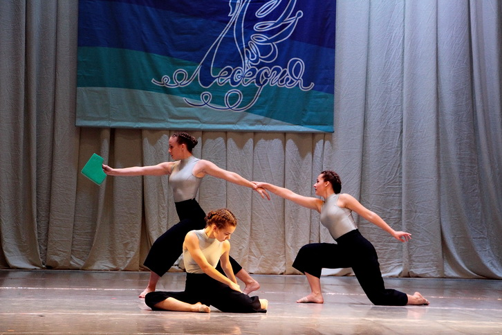 В Астрахани выбрали лучших балетмейстеров