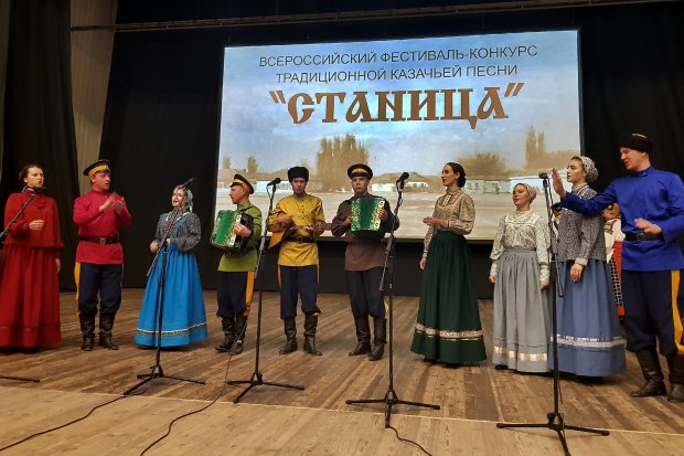 Астраханцы стали Лауреатами всероссийского конкурса казачьей песни «Станица»