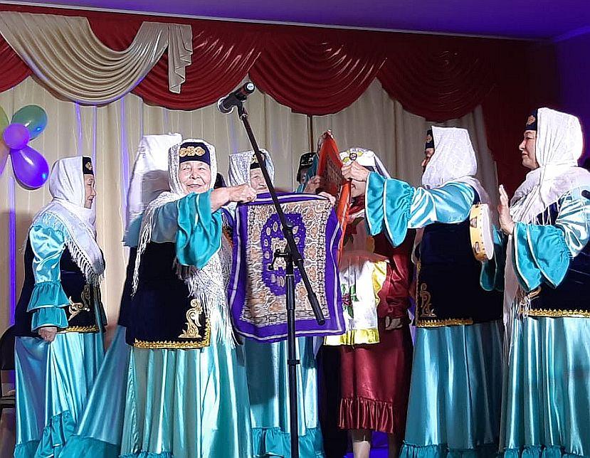 Народный ансамбль «Кундрау» отметил юбилей