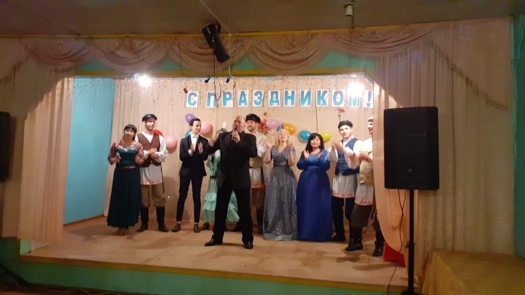 День народного единства отметили в селе Камардан
