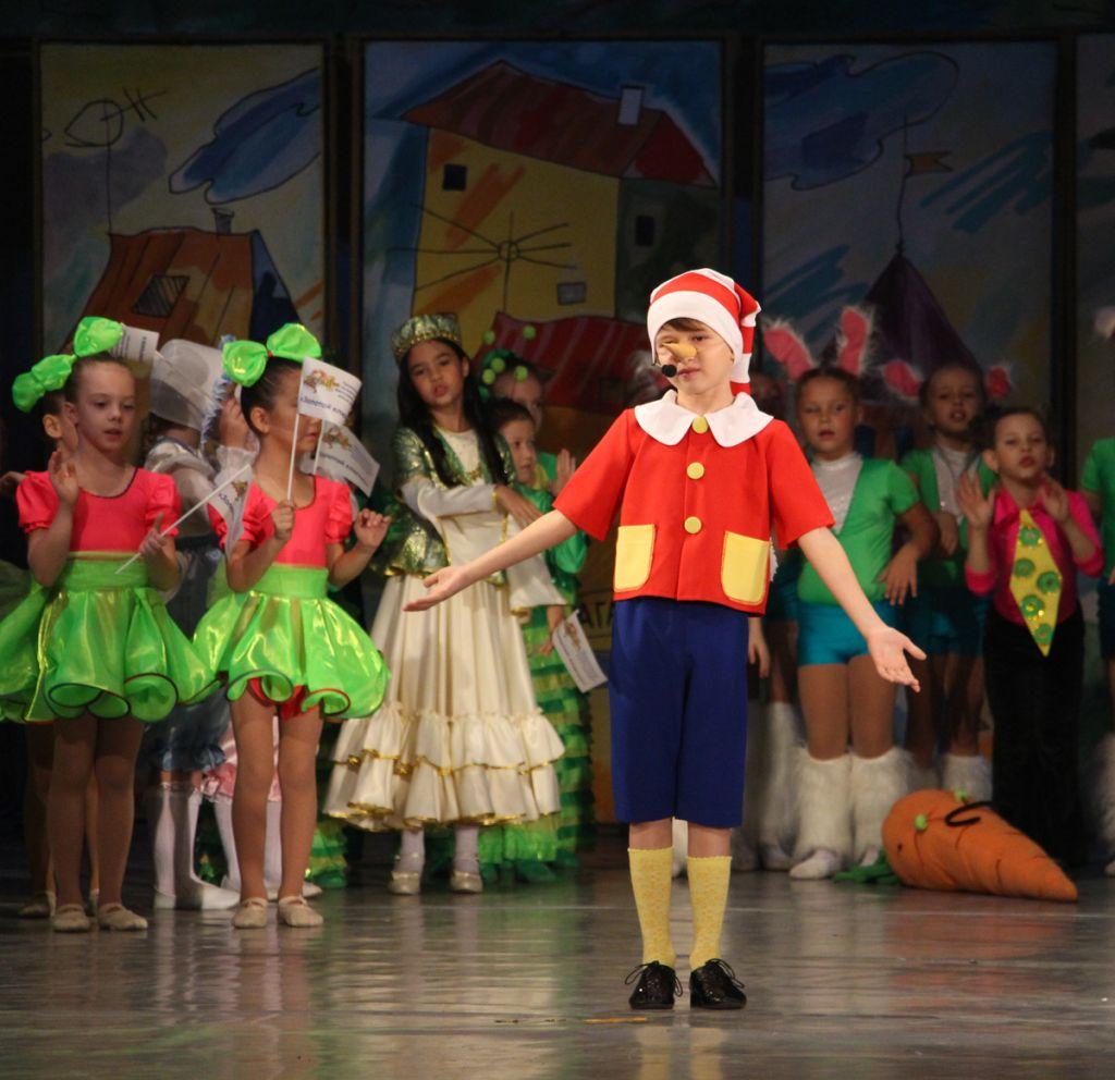 В Астрахани состоится гала-концерт фестиваля юных маэстро «Золотой ключик»