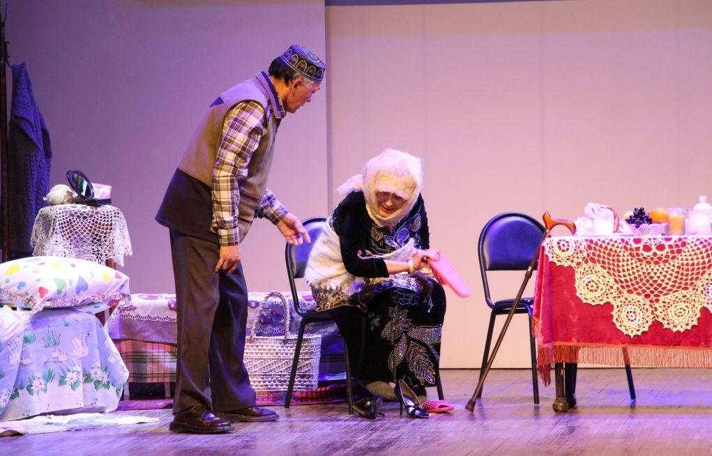 Народный татарский театр стал участником межрегионального конкурса  в Казани
