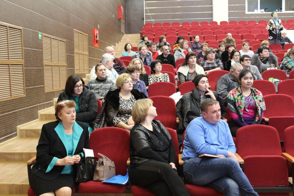 В Лиманском районе состоялся семинар работников клубной системы.