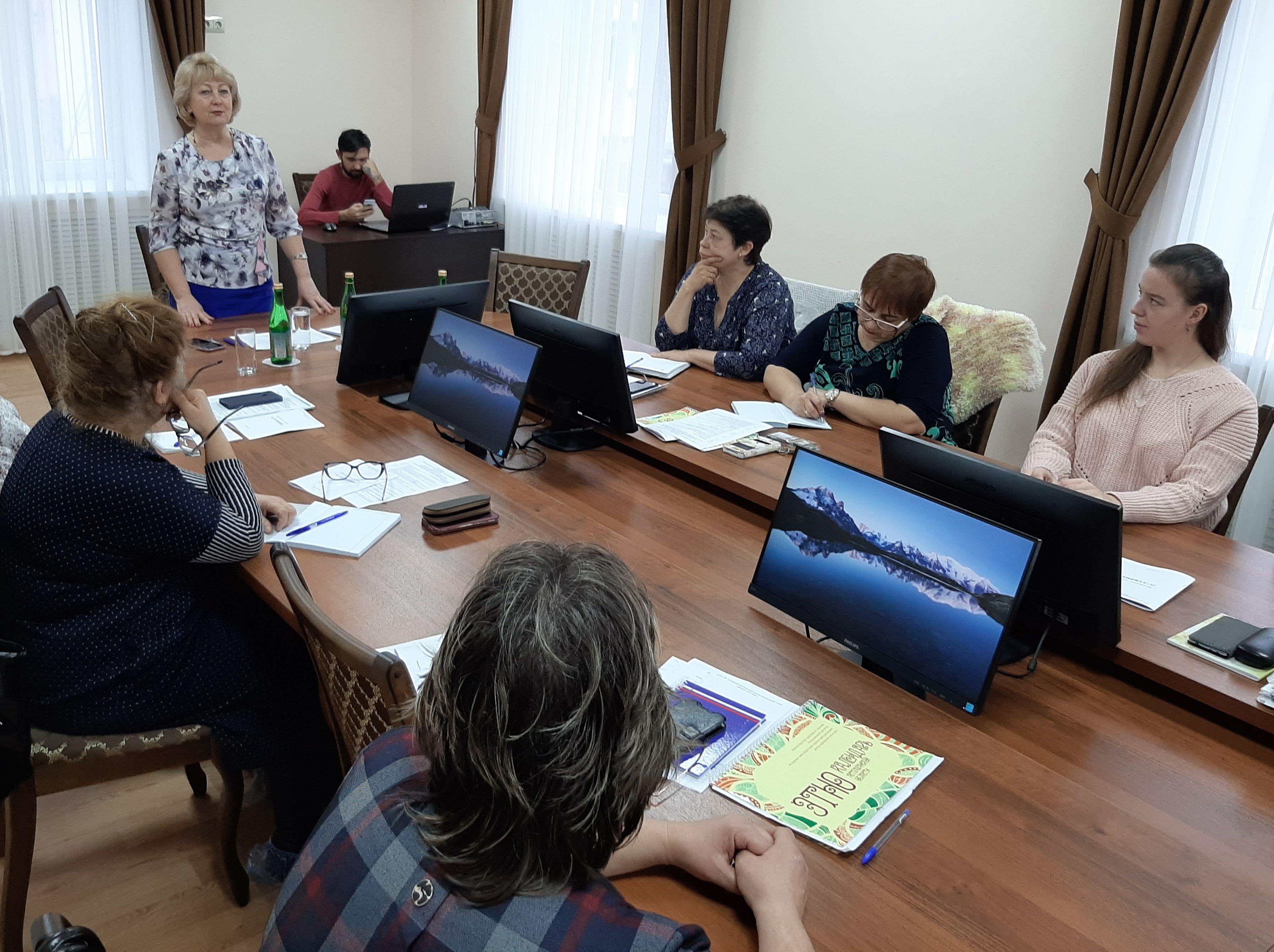 В Школе национальных культур изучили славянскую культуру