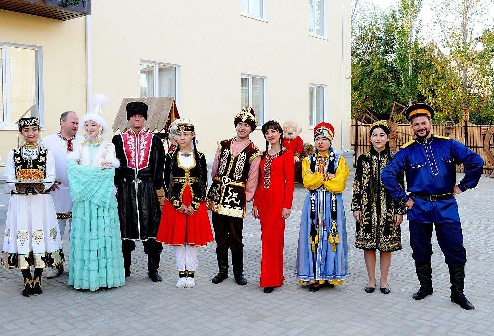 В Астрахани пройдет презентация молодежного этноклуба