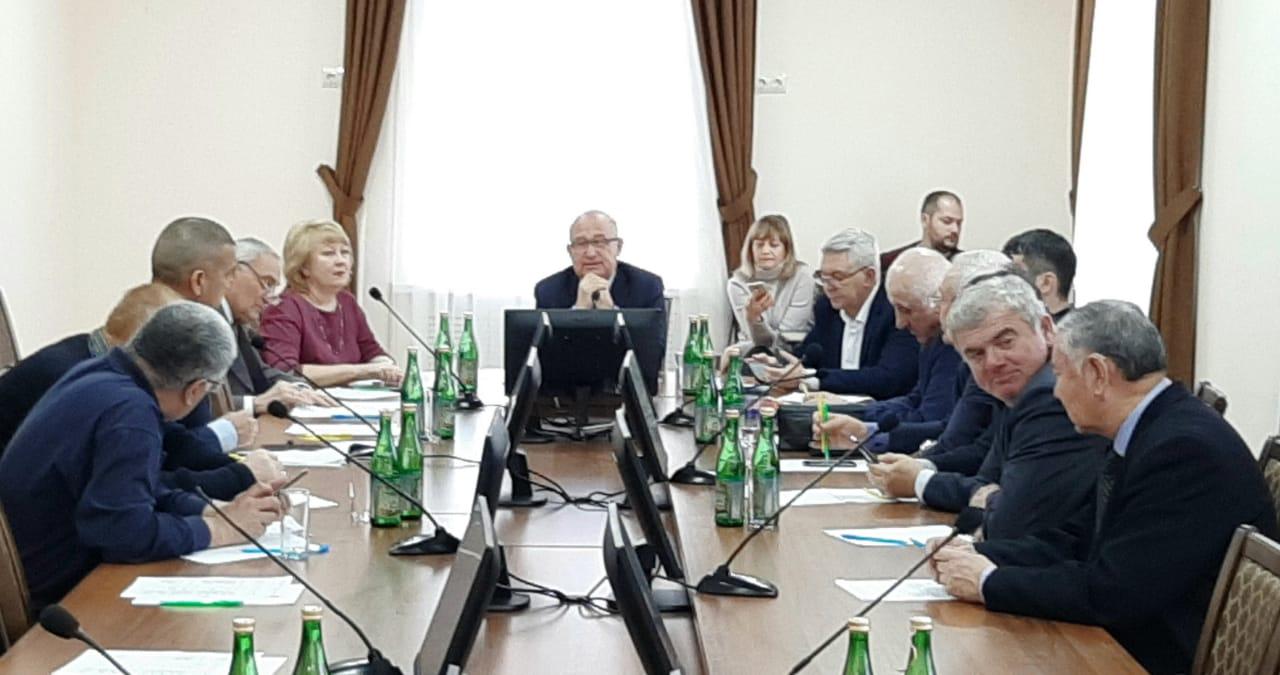В Астрахани состоялось рабочее совещание представителей этноконфессионального совета при Губернаторе Астраханской области