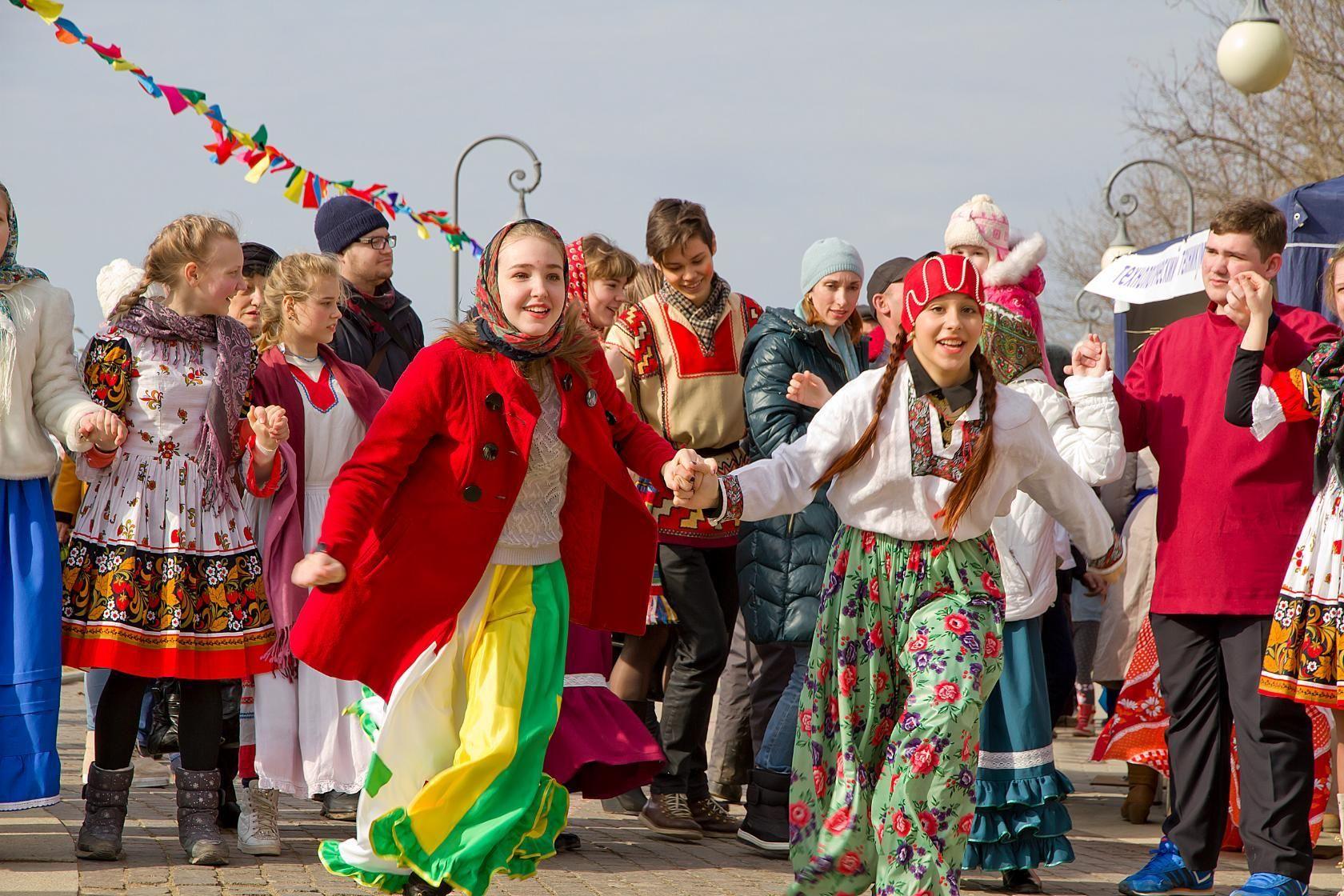 В Астрахани пройдет празднование Масленицы