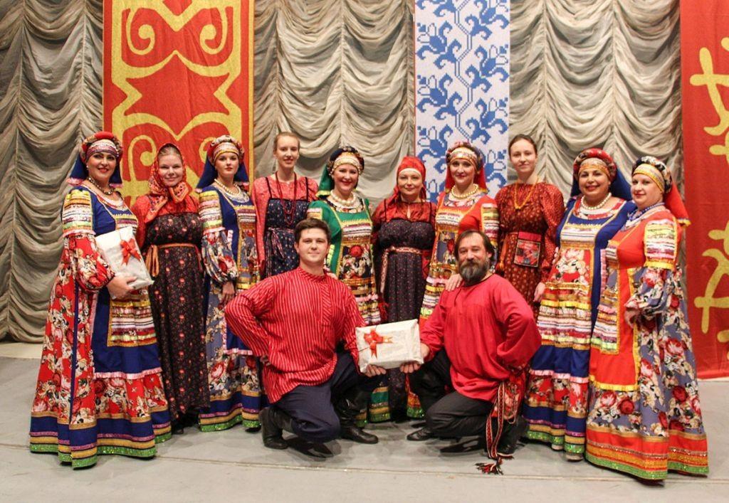 Онлайн-акция «Жизнь моя-моя Россия».