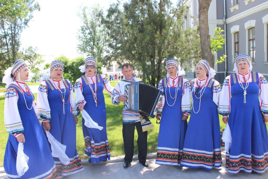 Онлайн-акция «Великие песни Великой России»