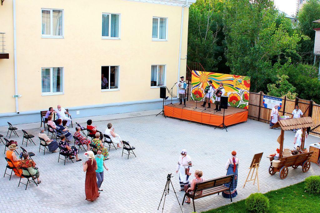 В Астрахани пройдет «Этновечер. Отдыхаем вместе»