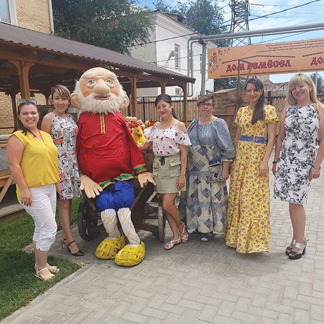 В Астрахани состоялась презентация проекта «Шью для дочки и сыночка»