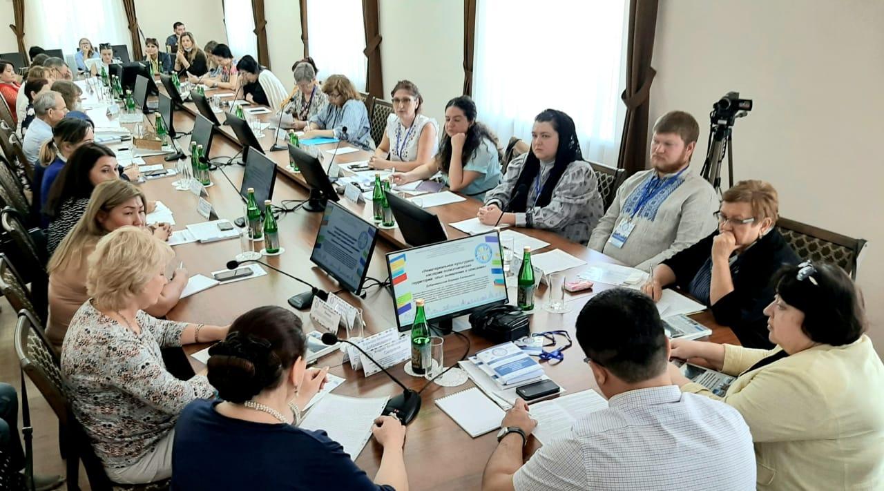 В Астрахани прошла конференция по вопросам этнокультурного наследия народов России