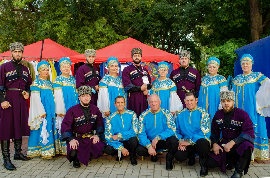 Астраханцы приняли участие во Всероссийском фестивале «Дружба народов»