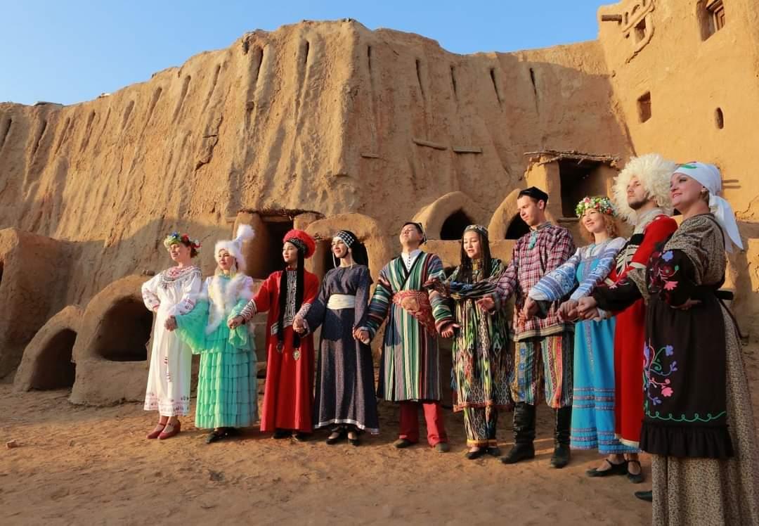 В Астраханской области прошел этно-праздник «На земле кочевников»