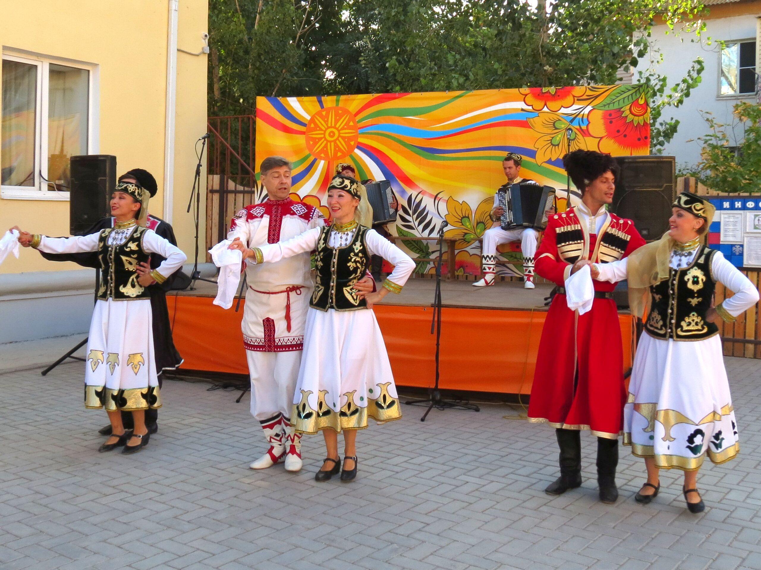 Астраханцы приглашаются на интерактивную программу «Этновечер. Отдыхаем вместе»