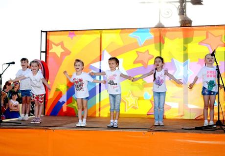 В Астрахани пройдет награждение Лауреатов детского конкурса «Звонкие ладошки»