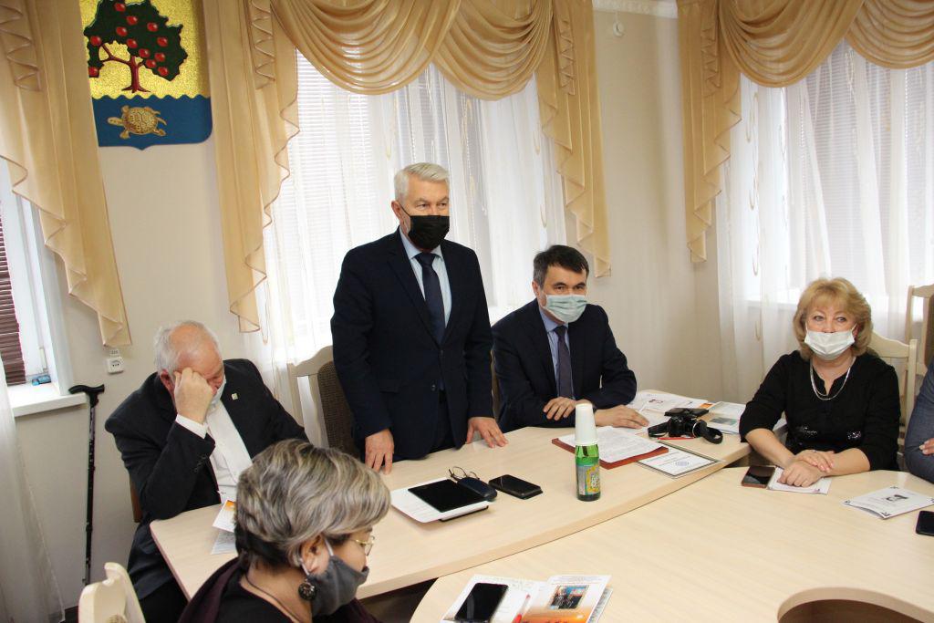 В Астраханской области прошли Джанибековские чтения