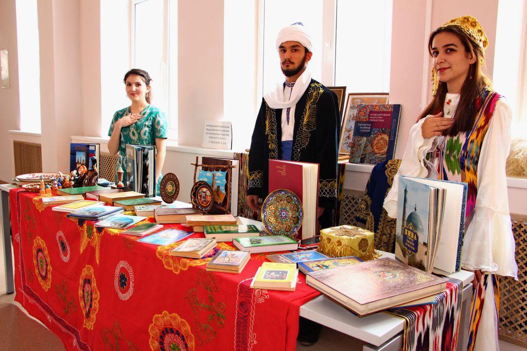 В Астрахани почтили память Алишера Навои