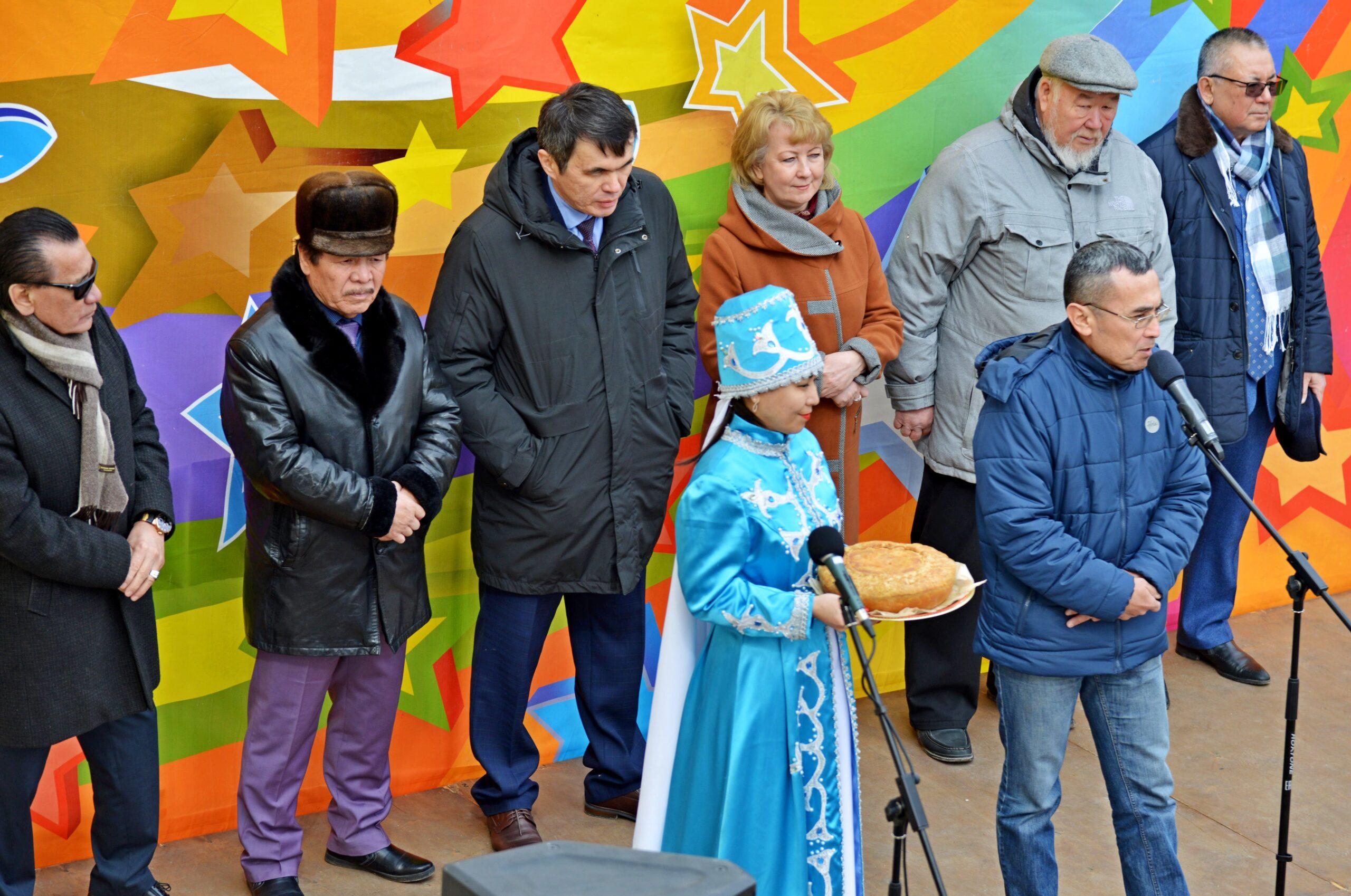 В Доме дружбы прошел праздник юртовских ногайцев «Амиль байрам»