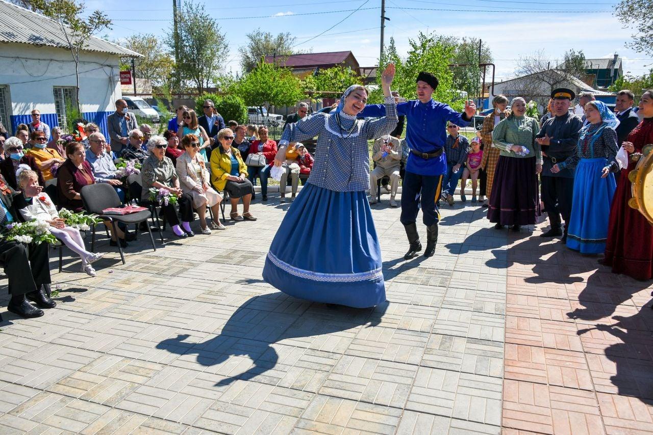 Областной центр народной культуры стал участником проекта «Фронтовые бригады»
