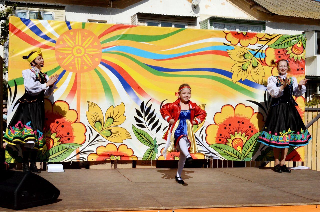 В этнодворике Дома дружбы наградят Лауреатов детских конкурсов